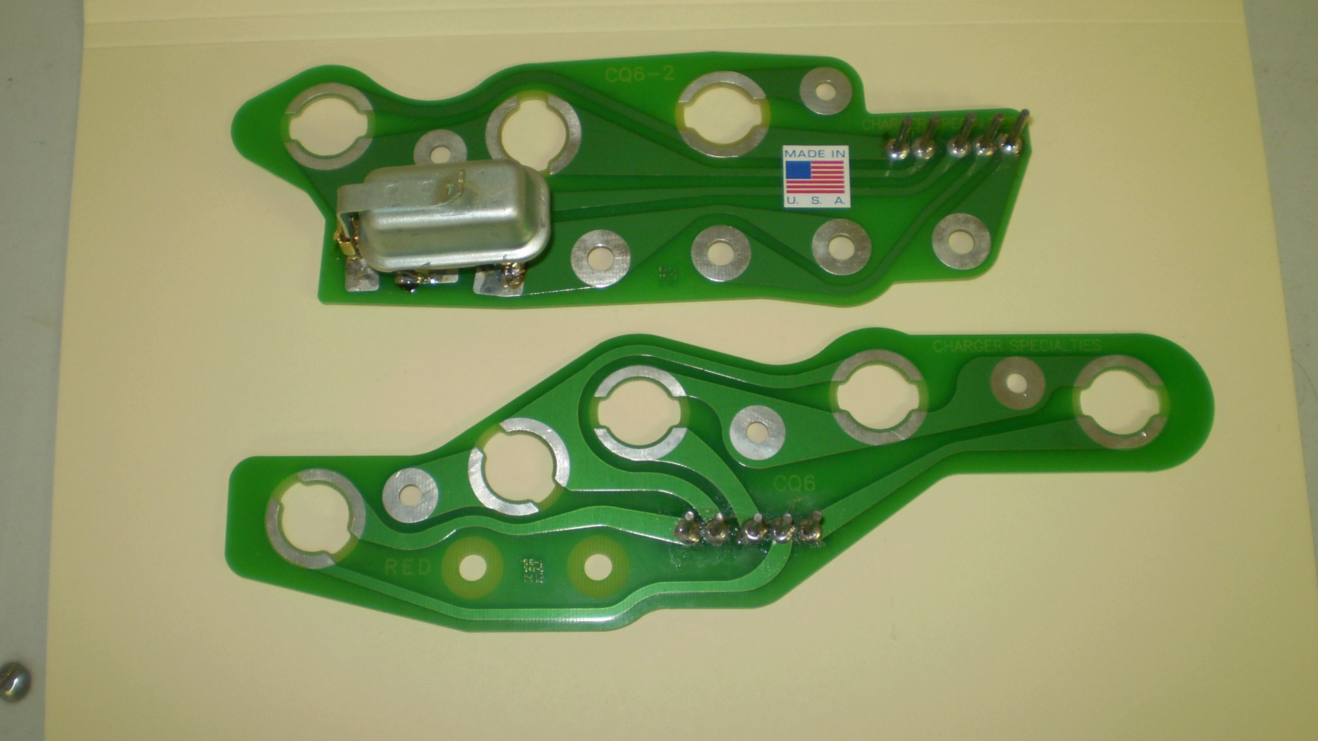 1967 - 71 A-BODY DART DEMON NON-RALLY CIRCUIT BOARD WITH LIMITER